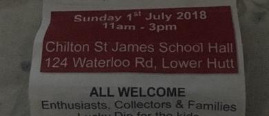Wellington Collectors Toy Fair