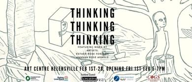Thinking, Thinking, Thinking... Art Exhibition