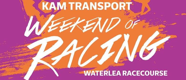 Racing At Waterlea
