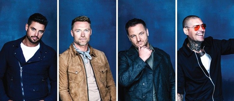 Boyzone Thank You & Goodnight Tour 2019 - Wellington