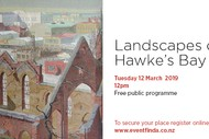 Landscapes of Hawke's Bay