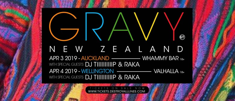 Yung Gravy - Wellington - Eventfinda