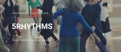 5Rhythms Dance & Movement Meditation