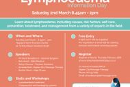 HB Lymphoedema Information Day