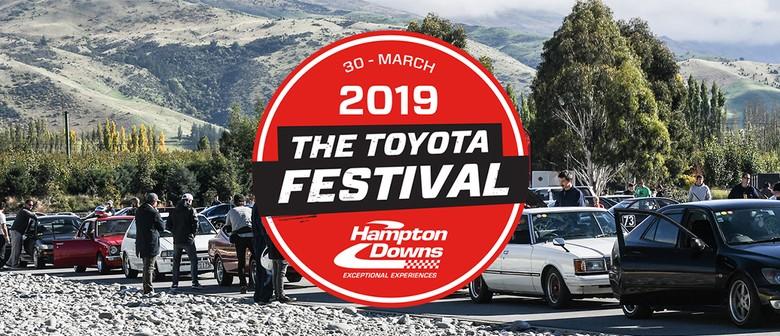 2019 Toyota Festival