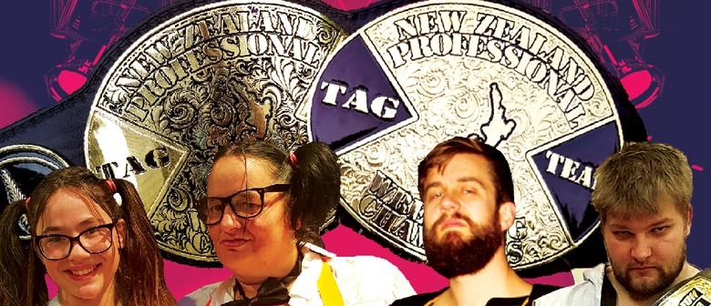 Maniacs United Professional Wrestling: Resusitation