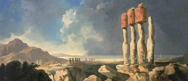 James Cook and Sir Joseph Banks