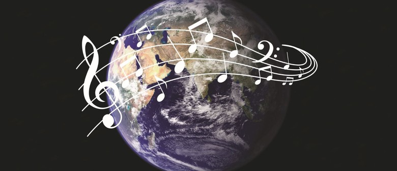 Around the World In Song