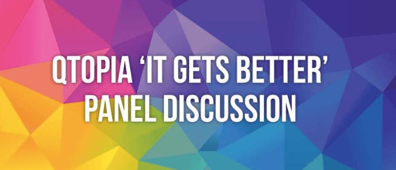 Christchurch Pride & Qtopia: It Get's Better Panel