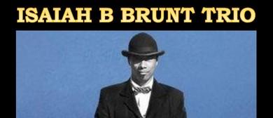 Isaiah B Brunt Trio Voodoo Tour NZ