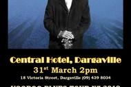 Image for event: Isaiah B Brunt Trio Voodoo Tour NZ