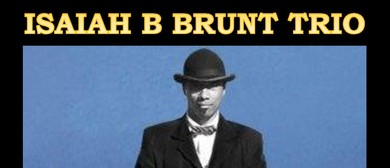 Isaiah B Brunt Trio Voodoo Tour NZ