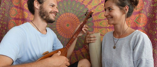 Tune In - Music and Yoga Session