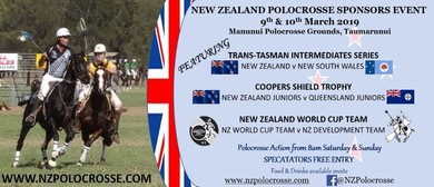New Zealand Polocrosse Sponsors Event