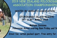 Image for event: New Zealand Polocrosse Association Championships