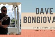 Saturday Night Session with Dave Bongiovanni