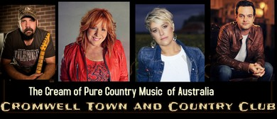 Oz to NZ Pure Country Show