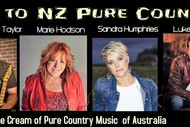 Image for event: Oz to NZ Pure Country Show