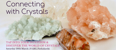 Connecting with Crystals Workshop