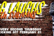 Image for event: Big Laughs with Sullivans