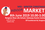 Image for event: Midwinter Christmas Market