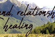 Image for event: Conscious Living Workshops - Land, Relationship and Healing