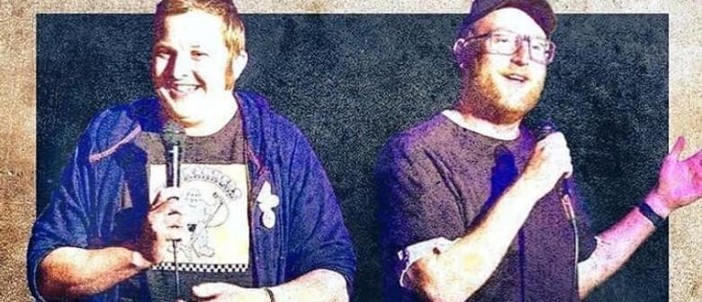 Simon & Dan In Kaikoura (Stand Up Comedy)