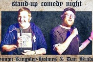 Image for event: Simon & Dan In Kaikoura (Stand Up Comedy)