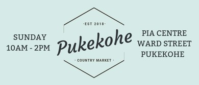 Pukekohe Country Market