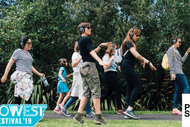 Image for event: Silent Disco Citywalk Henderson Edition