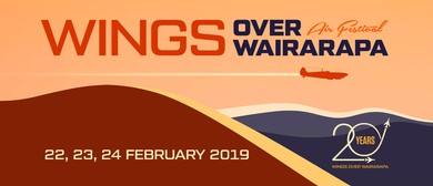 Wings Over Wairarapa Air Festival 2019