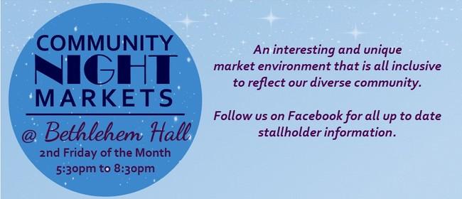 Community Night Markets
