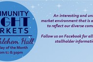 Image for event: Community Night Markets
