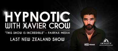 Hypnotic with Xavier Crow