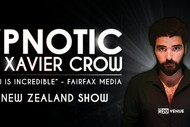 Image for event: Hypnotic with Xavier Crow
