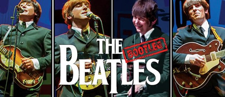 The Bootleg Beatles 2019 New Zealand Tour - Auckland