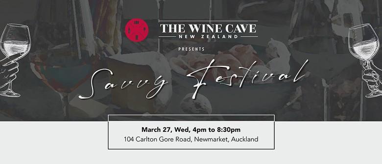 Savvy Festival - Wine Tasting