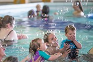 Napier Aquatic Centre Celebrates Children's Day