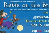 Image for event: Room On the Broom
