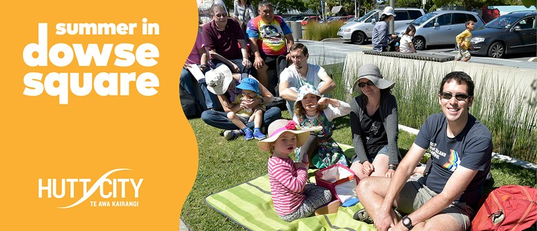 Summer in Dowse Square 2019