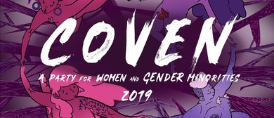 Coven: A Party for Women and Gender Minorities