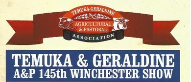 Temuka and Geraldine A&P Show