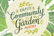 POG Community Garden Party and Swales Workshop