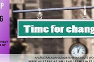 Image for event: Leadership Skills: Navigating Through Change