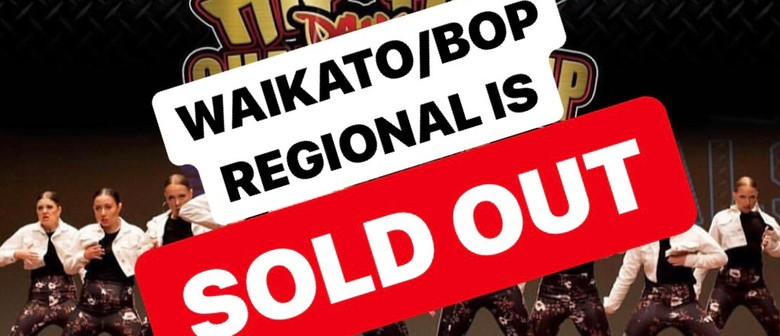 Hip Hop International NZ Waikato/BOP Regionals