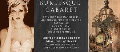 Steampunk Burlesque Cabaret