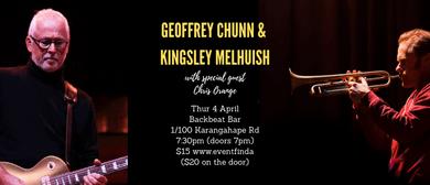 Geoffrey Chunn & Kingsley Melhuish