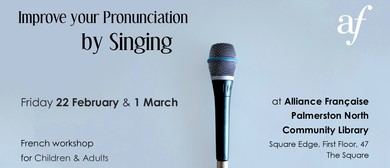Improve Your Pronunciation by Singing