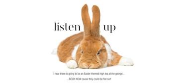 Easter Egg Hunt & High Tea