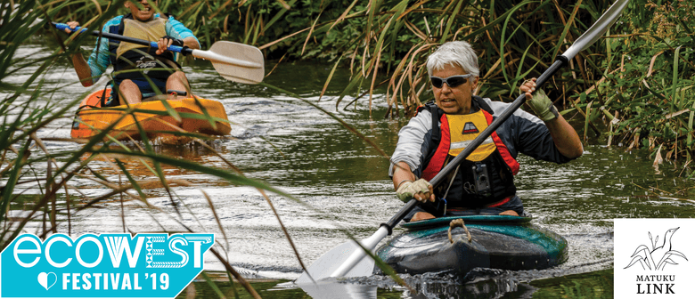 EcoWest Festival 2019 - VIP Kayak Day